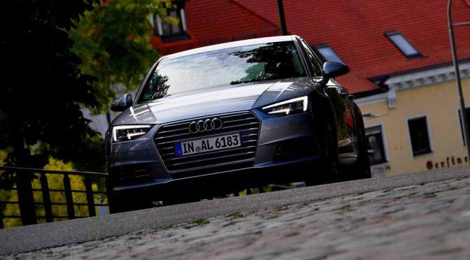 Audi A4 / A4 Avantに1.4TFSI追加。限定車1st edition同時発売