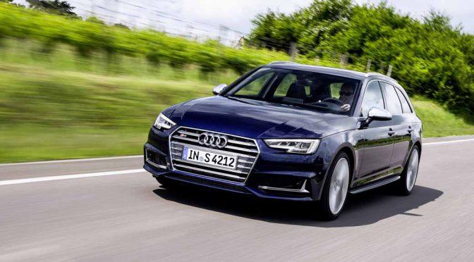 アウディ、V6ターボで354PS・500Nmの新型「Audi S4 / S4 Avant」登場