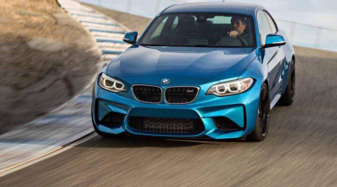 BMW、M2クーペにスロットル・ブリッピング機能を持たせた6速MT車を追加