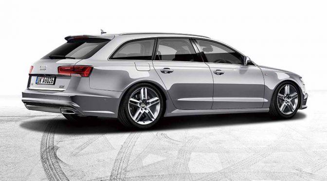 Audi A6の装備・仕様を一部変更。質感と存在感を高めS lineエクステリアを標準装備化