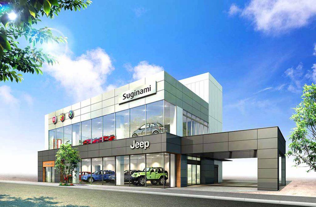 fca-japan-the-alfa-romeo-suginami-fiat-abarth-suginami-jeep-suginami-newly-renovated20161026-1