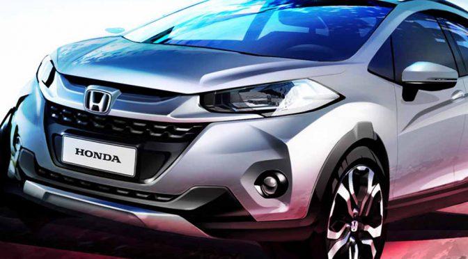 ホンダ、サンパウロモーターショーで新型コンパクトSUV「WR-V」の市販予定車を世界初公開へ