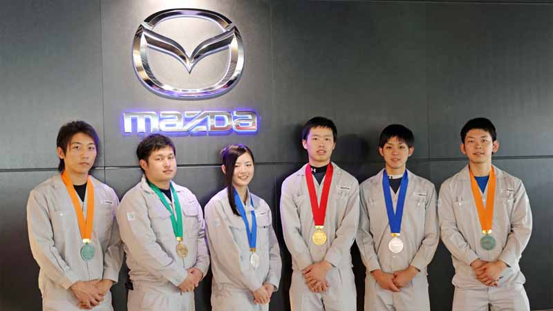 mazda-won-the-bending-sheet-metal-5-tournament-consecutive-gold-medal-in-the-54th-worldskills-national-convention20161030-1