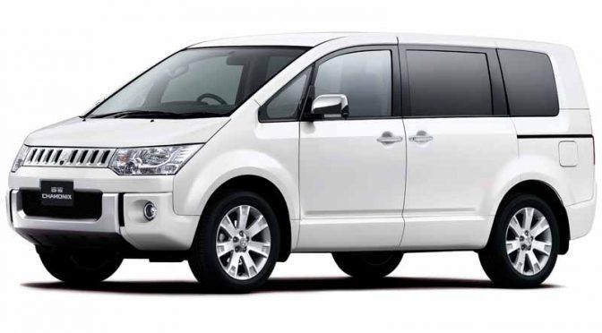 三菱自動車工業、「デリカD:5」特別仕様車のローデスト・ロイヤルツーリングとシャモニーを発売