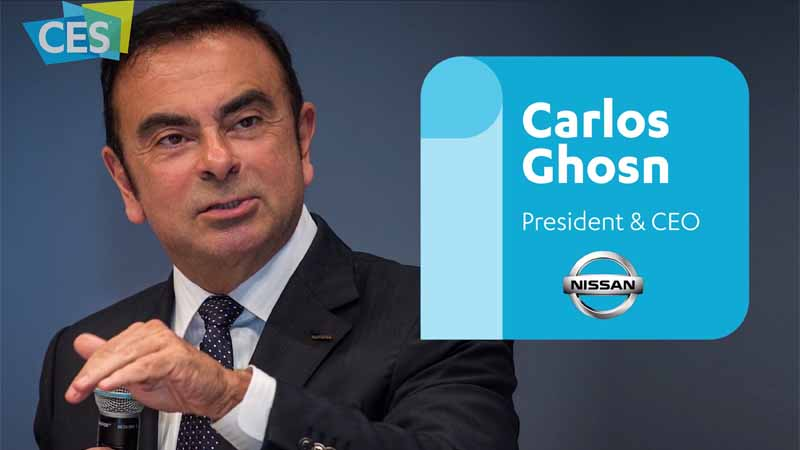 nissan-motor-co-first-exhibited-at-the-ces2017-mr-carlos-ghosn-has-implemented-a-keynote-speech20161023-1