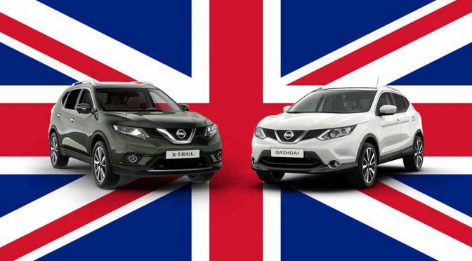 日産自動車、英国政府の「競争力維持」公約を受けてサンダーランド工場での次期型モデルの生産を決定