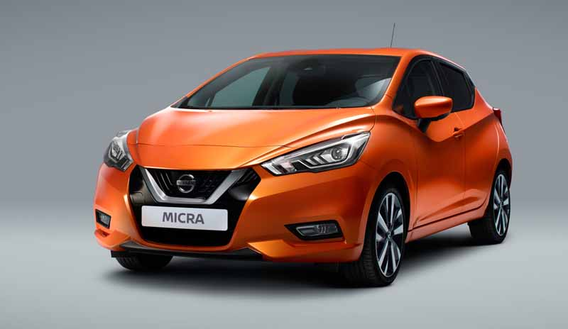 nissan-motor-co-ltd-the-worlds-first-showing-off-the-new-micra-gen5-at-the-paris-motor-show520161003-1