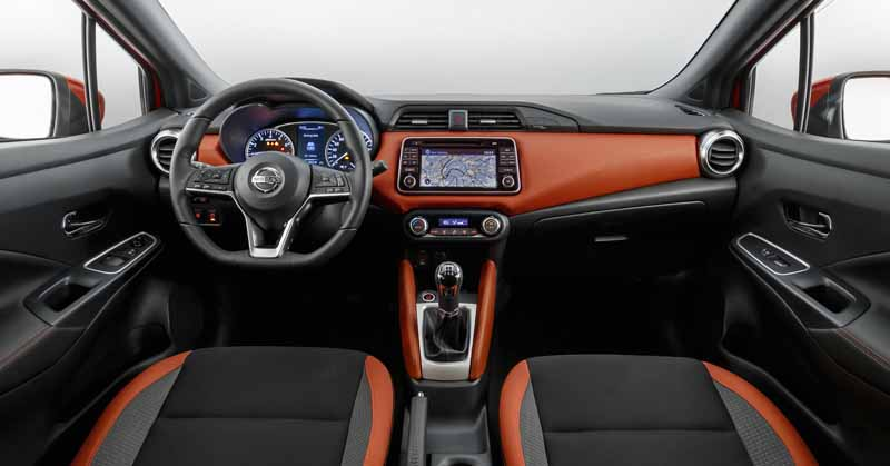 nissan-motor-co-ltd-the-worlds-first-showing-off-the-new-micra-gen5-at-the-paris-motor-show520161003-4