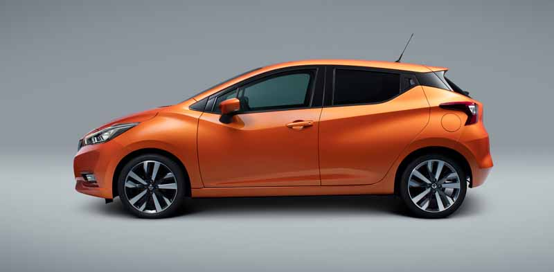 nissan-motor-co-ltd-the-worlds-first-showing-off-the-new-micra-gen5-at-the-paris-motor-show520161003-9