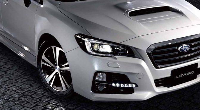 スバル、特別仕様車レヴォーグ「1.6GT EyeSight Smart Edition」を発表