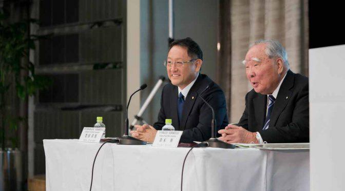 スズキとトヨタ、業務提携に向けた検討を開始。環境や安全・情報技術等の分野で連携強化へ