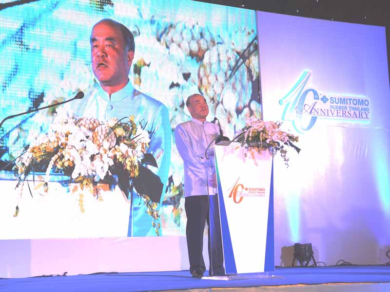 thailand-held-a-sumitomo-rubber-thailand-is-operating-10-anniversary-ceremony20161007-1