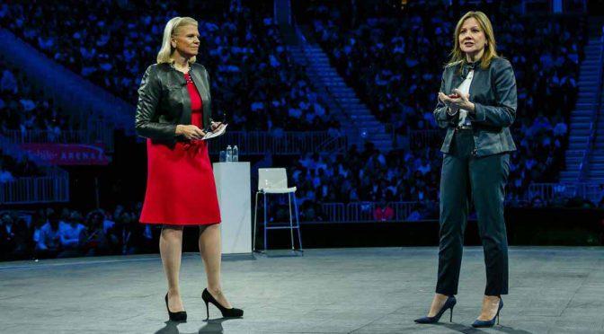 IBMとGM、OnStarとWatsonを結びつけるモビリティ環境初の人工知能開発に着手
