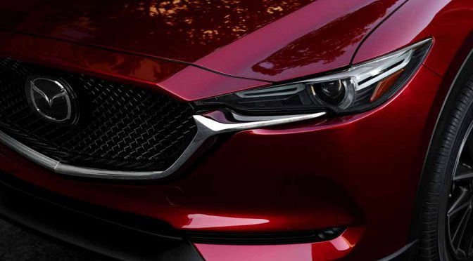 マツダ、新型「CX-5」を世界初公開。2017年2月より日本から順次導入予定