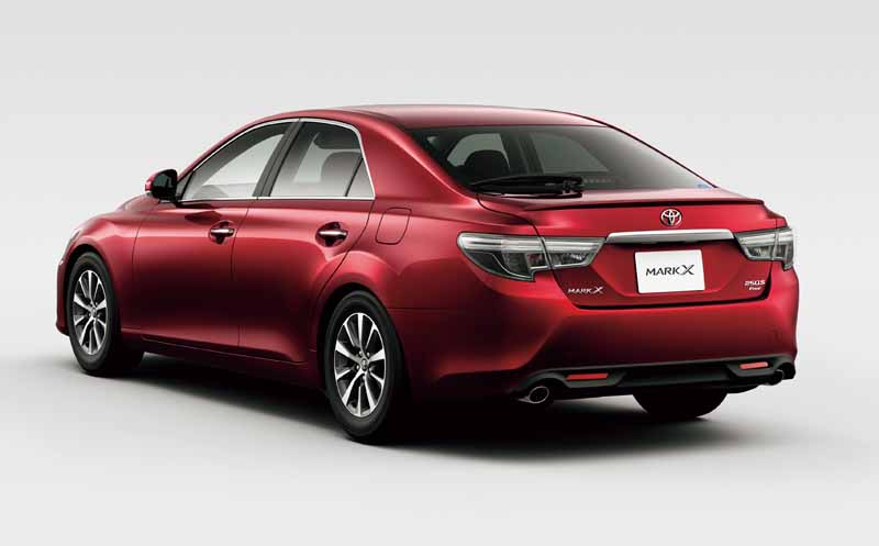 toyota-motor-mark-x-is-a-minor-change-sharpen-the-front-mask-and-dilute-conservative-feeling20161124-12