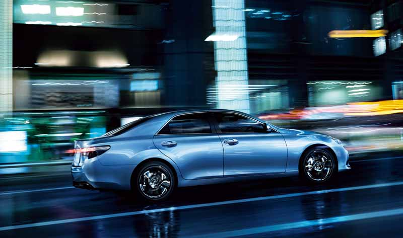 toyota-motor-mark-x-is-a-minor-change-sharpen-the-front-mask-and-dilute-conservative-feeling20161124-14