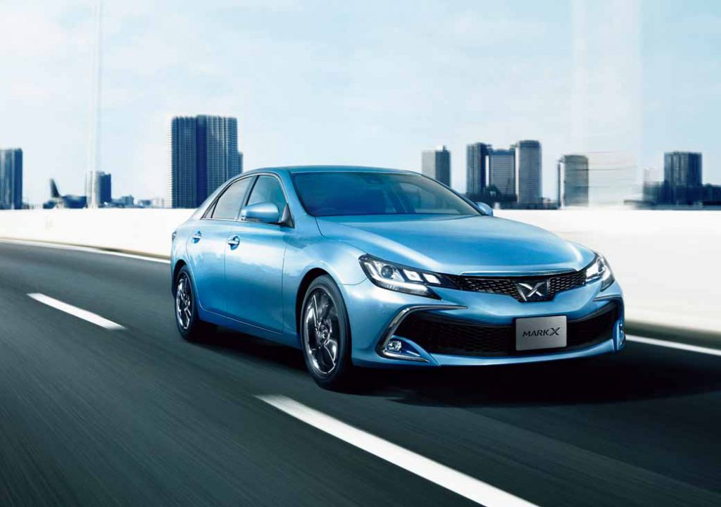 toyota-motor-mark-x-is-a-minor-change-sharpen-the-front-mask-and-dilute-conservative-feeling20161124-15
