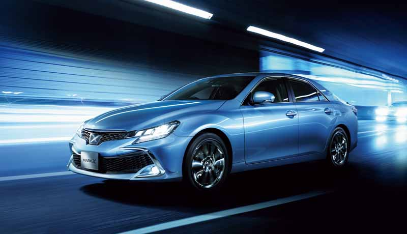 toyota-motor-mark-x-is-a-minor-change-sharpen-the-front-mask-and-dilute-conservative-feeling20161124-17