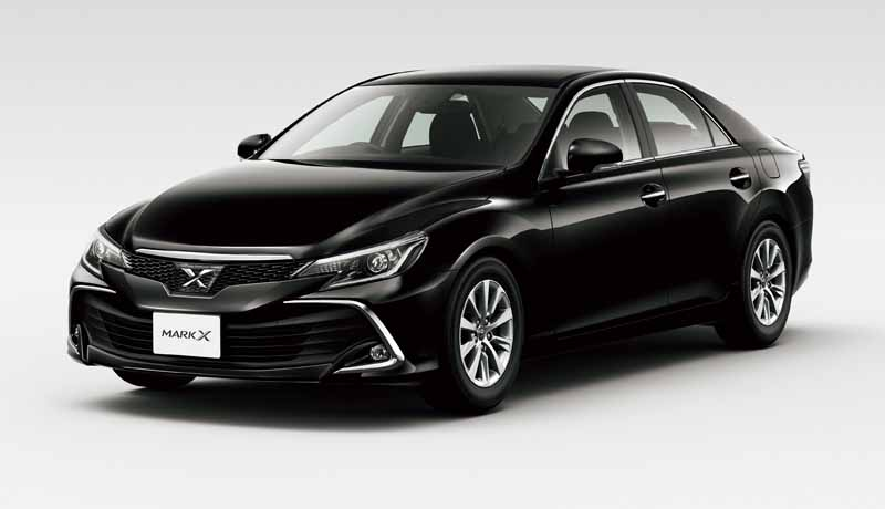toyota-motor-mark-x-is-a-minor-change-sharpen-the-front-mask-and-dilute-conservative-feeling20161124-9