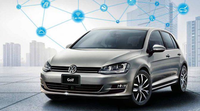 VGJ、特別仕様車のGolf ConnectとGolf Variant Connect販売開始