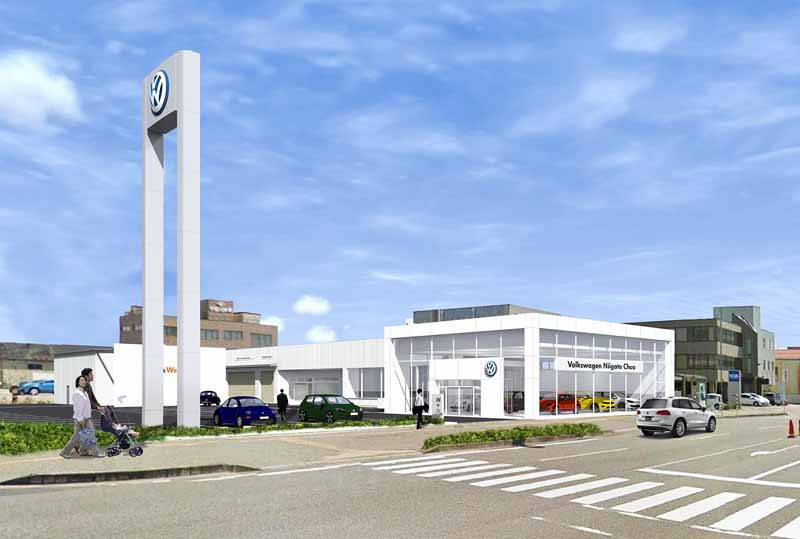 volkswagen-niigata-center-relocation-renewal-volkswagen-gifu-south-certified-pre-owned-car-center-established20161103-1