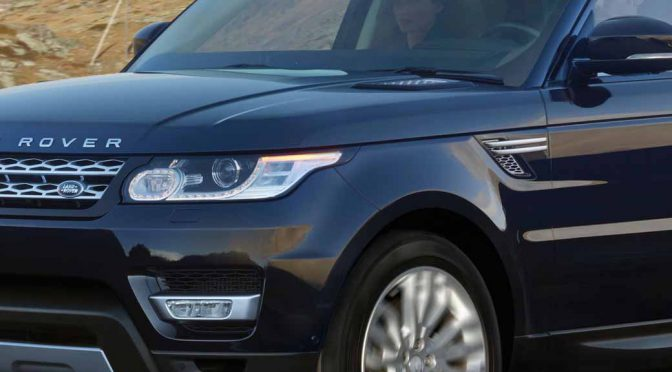 2017年型レンジローバー&レンジローバー・スポーツに通信機能を装備、ディーゼル搭載車も追加へ