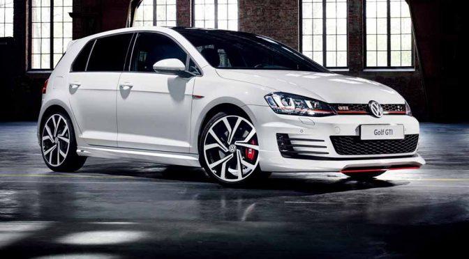 フォルクスワーゲン日本、Golf GTI用エッティンガー社製・車検対応エアロキットの販売を開始