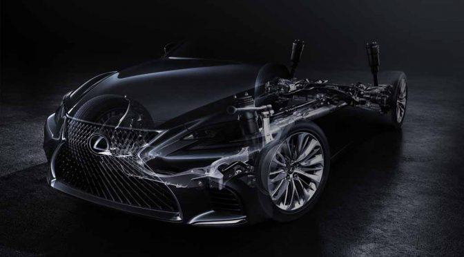 LEXUSブランド、米国・デトロイトモーターショーで新型「LS」を世界初公開