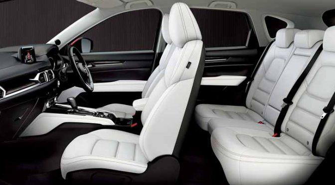 ブリヂストン、新型マツダCX-5の運転席・助手席・後部座席の座面クッション用シートパッドを納入