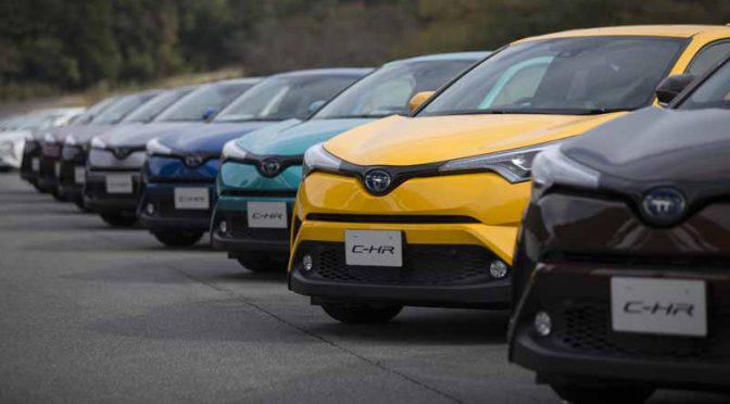 ソニックデザイン、全国の拠点で「SonicPLUS×トヨタ C-HRデモカー試聴体験会」を開催