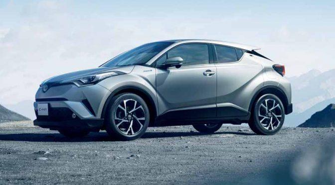 トヨタ自動車・新型「C-HR」、発売1ヶ月目に約48,000台の受注を獲得