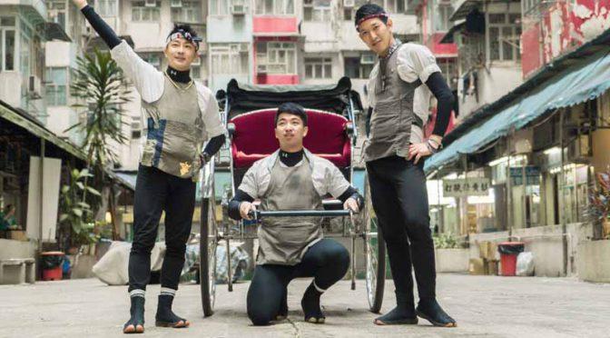 人力車で世界一周中の日本の若者3名。その前代未聞のプロジェクトが海外で話題に
