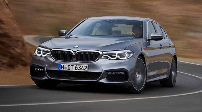 ビー・エム・ダブリュー、新型BMW5シリーズを2月に発売。皮切りは4車種・年後半に2車種を追加