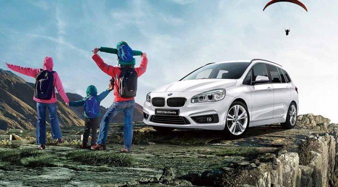 BMW、2シリーズ・グランツアラーに限定200台の「BMW 218d xCountry」を導入