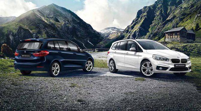 BMW、2シリーズのアクティブ ツアラーとグラン ツアラーに「218d xDrive」を追加