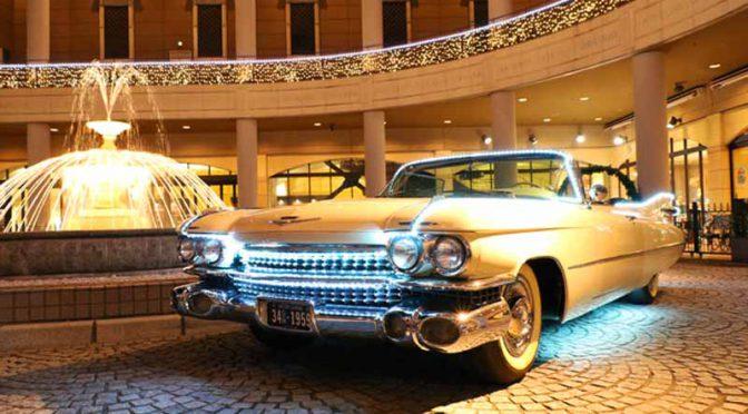 自動車のテーマパーク「MEGA WEB」、ペア限定のバレンタイン ナイトクルーズを実施