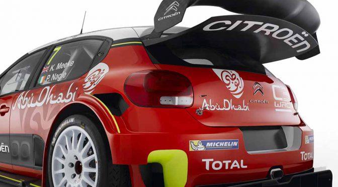 シトロエン、「C3 WRC」でFIA世界ラリー選手権への復帰を公式発表
