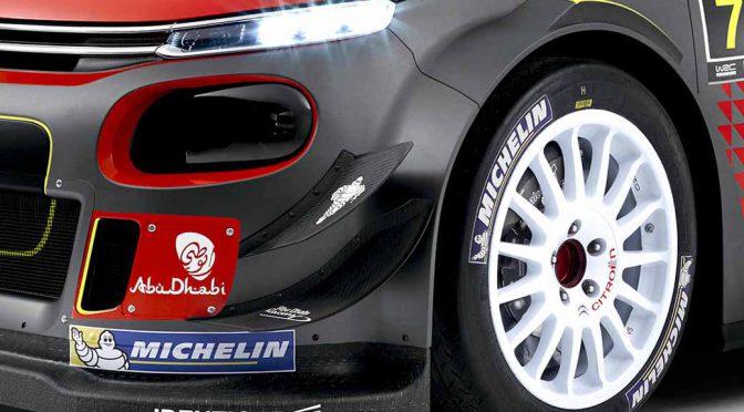 シトロエンの2017年世界ラリー選手権マシン、「C3 WRC」の実力を探求する