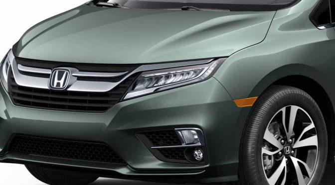 ホンダ、北米国際自動車ショー2017で北米向け新型「ODYSSEY(オデッセイ)」を世界初披露