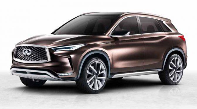 日産自動車、QX50で採用した超ハイテン材の採用車種拡大へ
