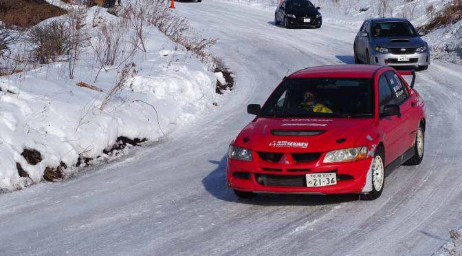 JAF札幌、運転テクニックを学ぶ「ドライビングテクニック講座冬道編」参加受付中