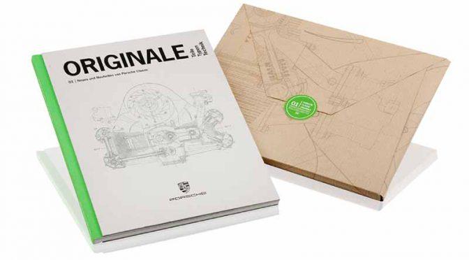 ポルシェ・クラシックの新カタログ「ORIGINALE」日本語版が完成。正規販売網から限定発売中