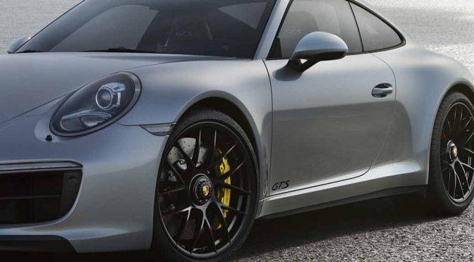 ポルシェ ジャパン、PORSCHE 911に上位グレードのGTSを追加
