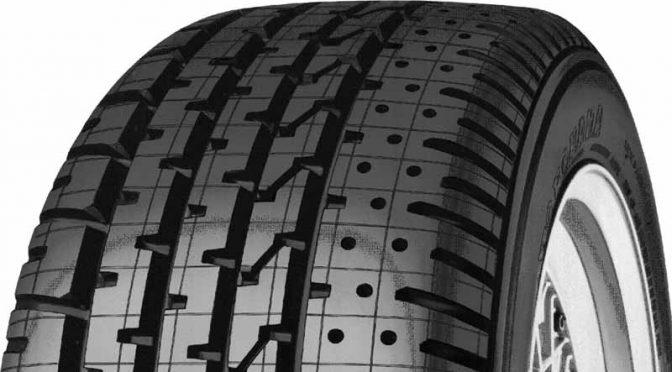 横浜ゴム、ヒストリックカー向けタイヤ市場に参入。「ADVAN HF Type D」を復活発売
