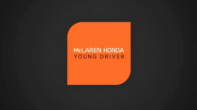 McLaren HONDA young Driver Program