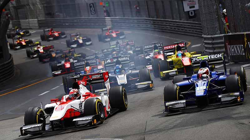 "Matsushita Nagaharu has participated in the ""GP 2 Championship"" in 2016."