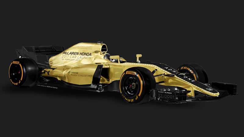 McLaren‐Honda-F1