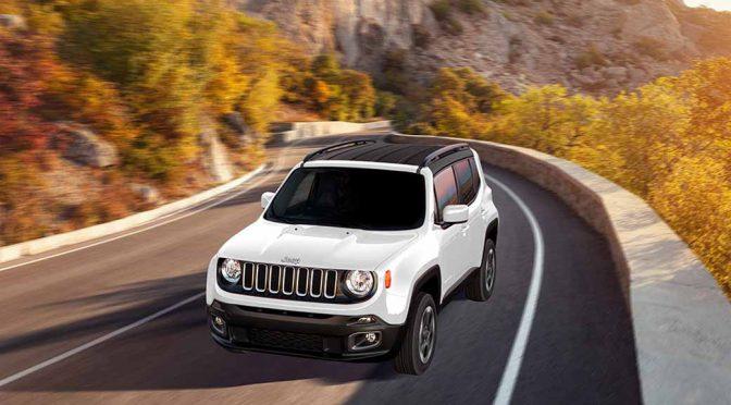 FCAジャパン、Jeepのコンパクト車「ジープ レネゲード セーフティエディション」を限定発売