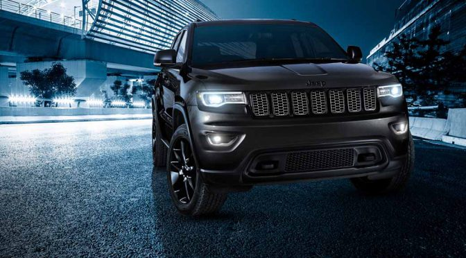 FCAジャパン、「Jeep Grand Cherokee Altitude」を発売