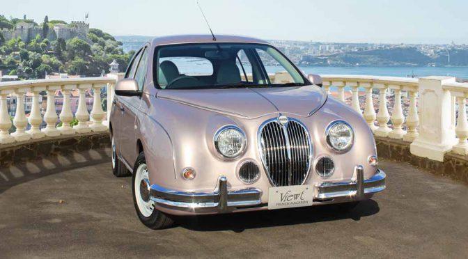 光岡自動車、優しく甘いパステル調の特別仕様車「ビュート フレンチマカロン」を期間限定で発売